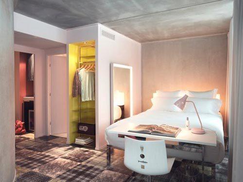 Interieur ideeën van hotels