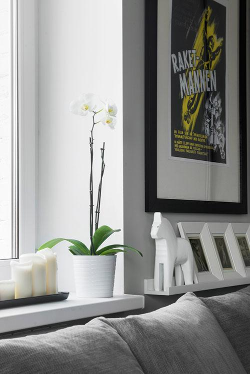 Woonkamer ideeen appartement : De woonkamer lekker licht is Een voor ...