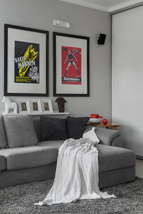 Interieur idee n voor klein appartement interieur inrichting for Interieur inrichting ideeen
