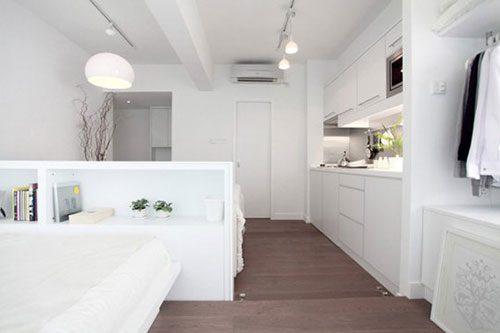 Interieur klein huis