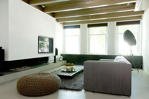 Modern Gezellig Interieur : Interieur inrichting monumentaal grachtenpand in utrechtinterieur