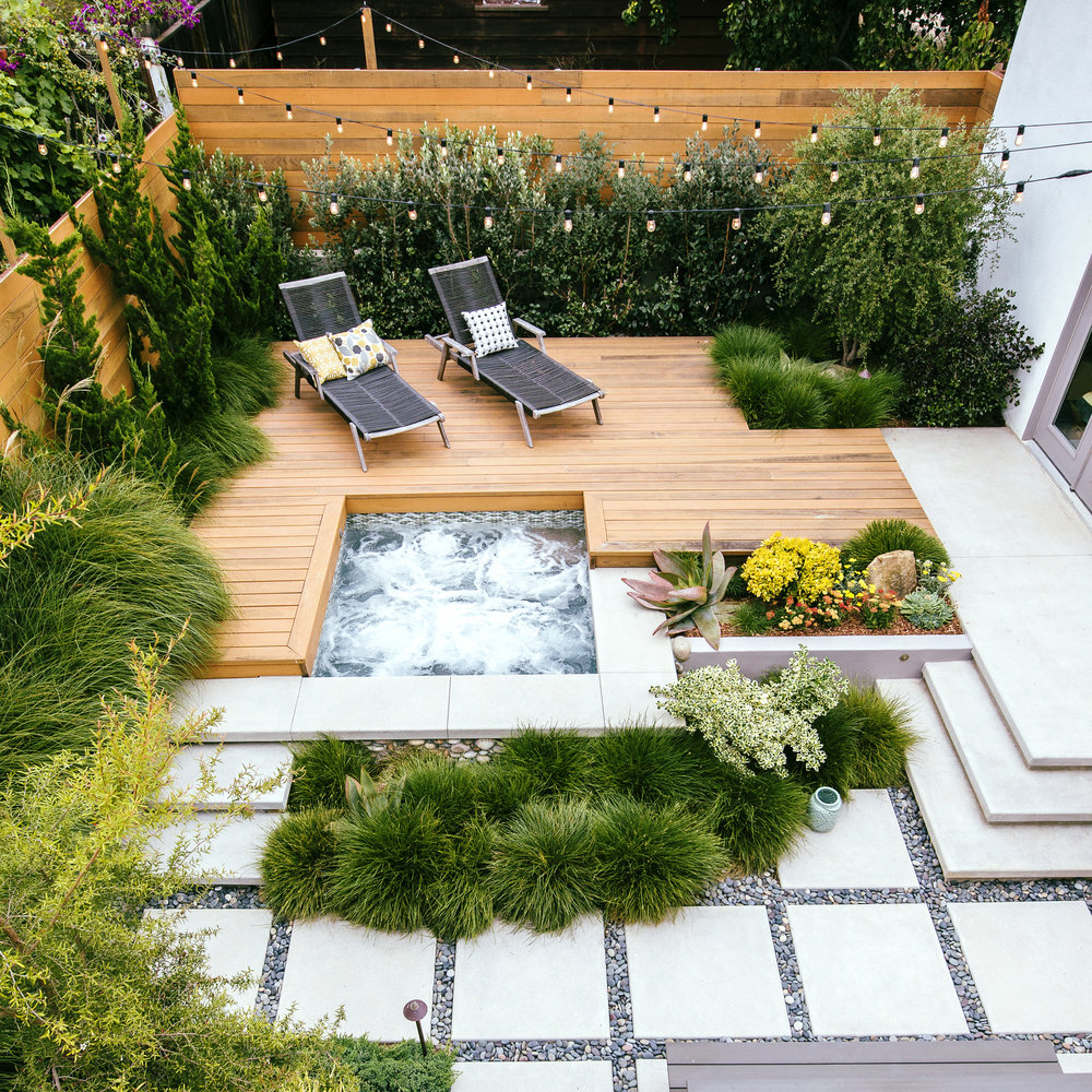 Hoe Een Jacuzzi Jouw Tuin Compleet Maakt Interieur