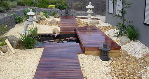 Japanse tuin interieur inrichting for Japanese garden design principles