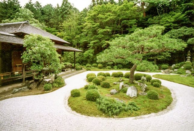 japanse tuin grind
