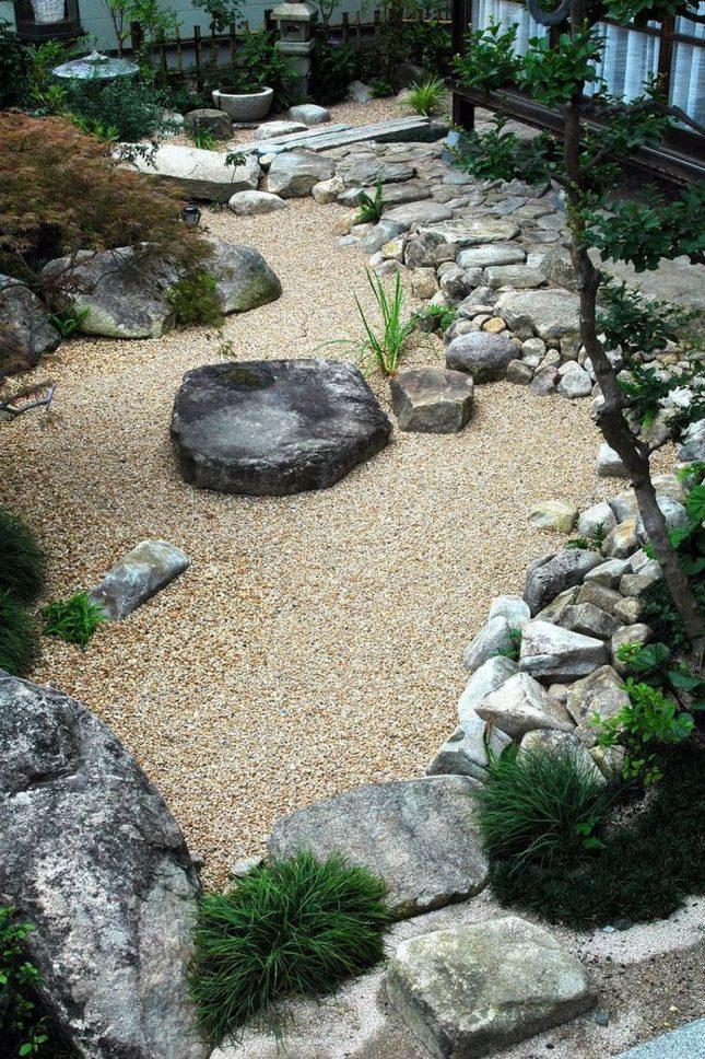 japanse tuin minimalistisch
