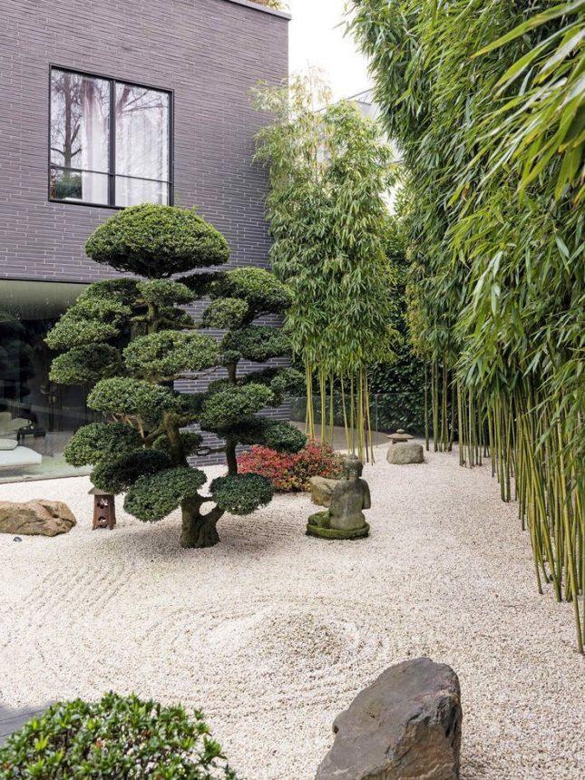 japanse tuin zen tuin
