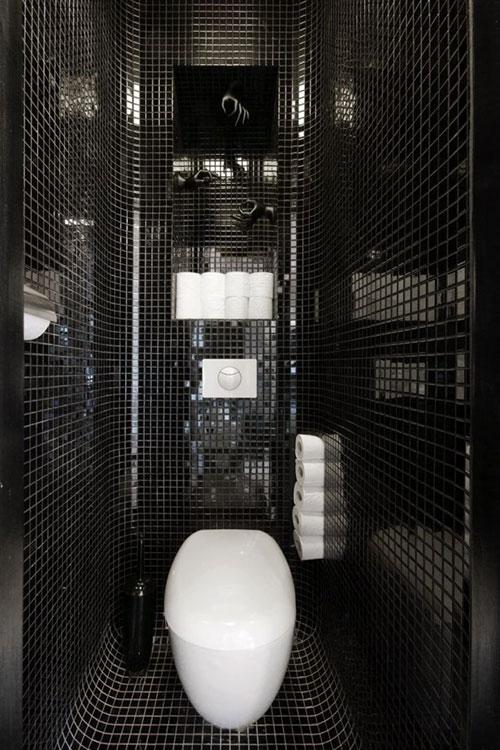 Jaren 39 60 toilet ontwerp interieur inrichting - Deco originele toiletten ...