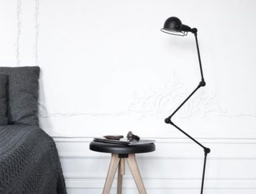 Jielde lamp