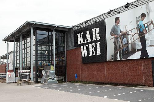 Karwei koopzondag : Interieur inrichting