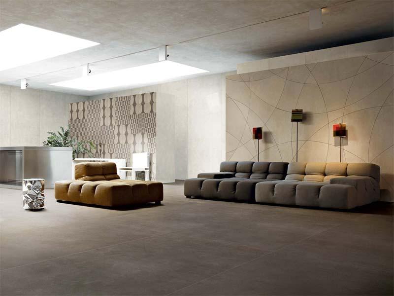 De porseleinen tegels van Floor Gres onderscheiden zich door zijn brede scala aan kleuren, modulaire maten, diktes en afwerkingsopties.