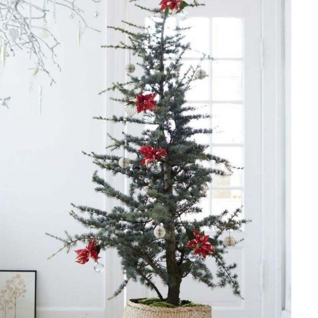 kerstboom versieren kerstster