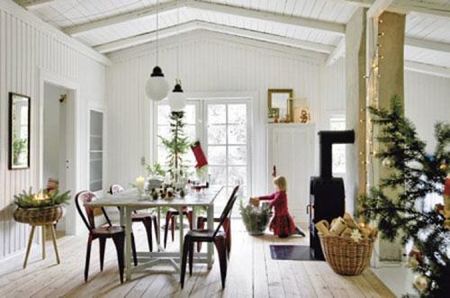 Kerstdecoratie ideeën uit Denemarken