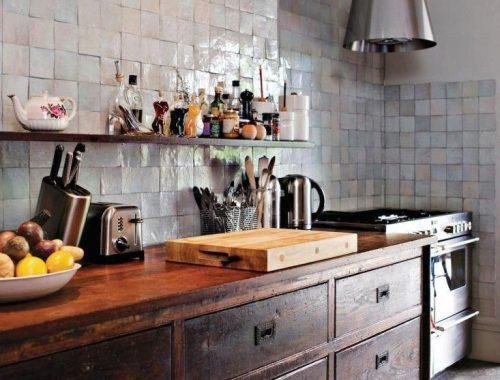keuken achterwand tegels