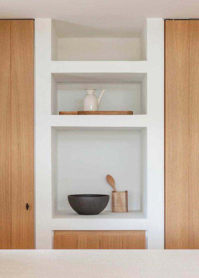 keuken houten deuren