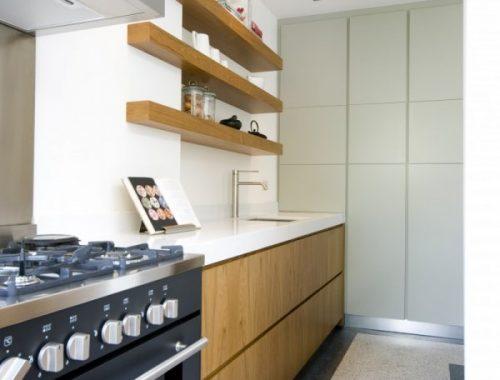 Keuken van jaren '30 woning