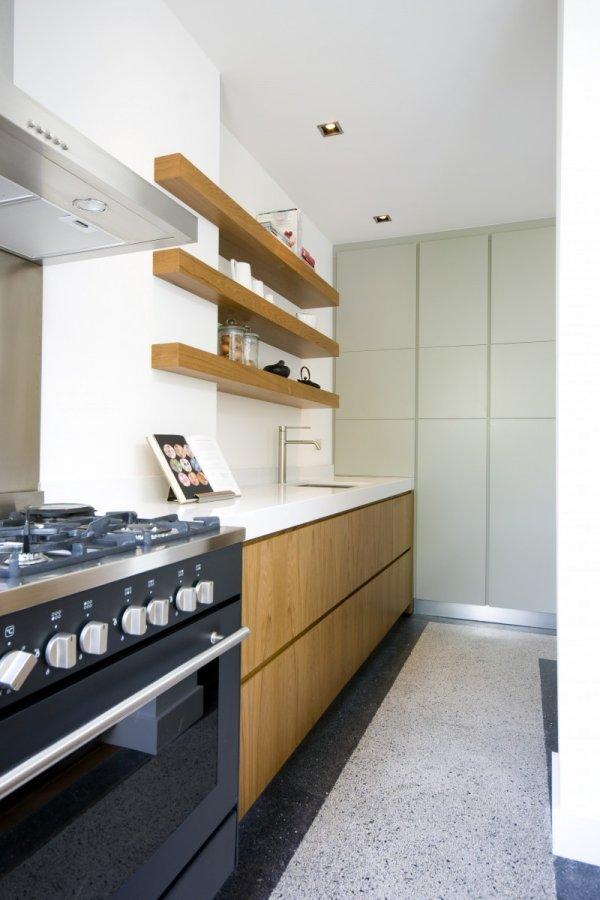 Keuken van jaren 39 30 woning interieur inrichting - Keuken originele keuken ...