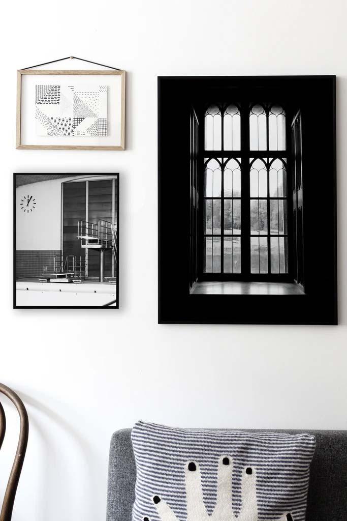 keuken schilderij room with a view coco lapine