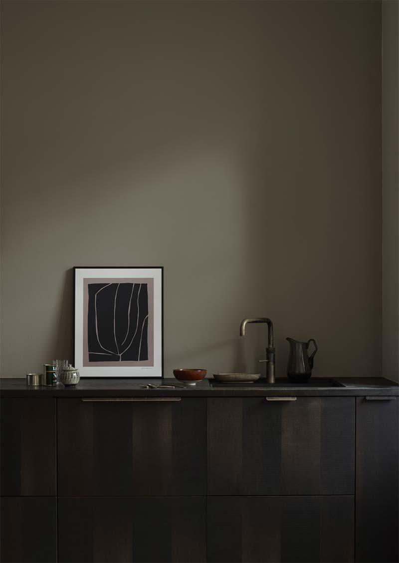 keuken schilderij source
