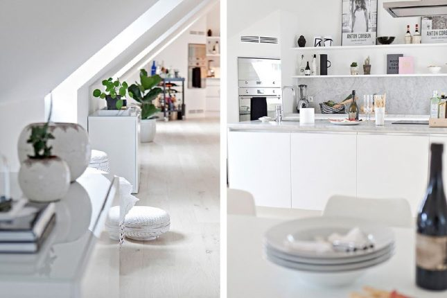 Een keuken met een wow-factor in Malmö