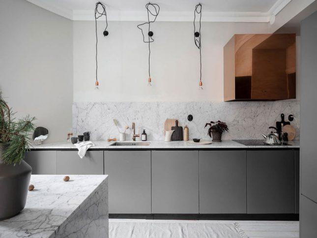 keukentrends 2020 marmer