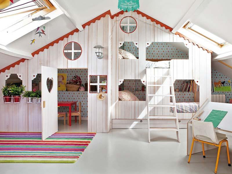 kinderbed droomhuis