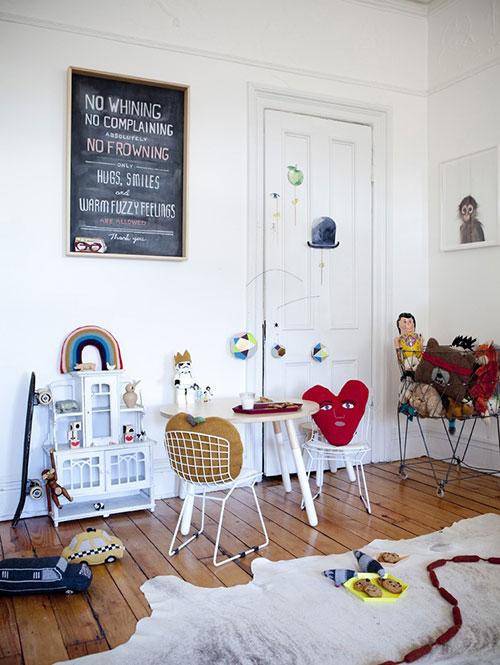 Kinderkamer ideeën van Fawn and Forest