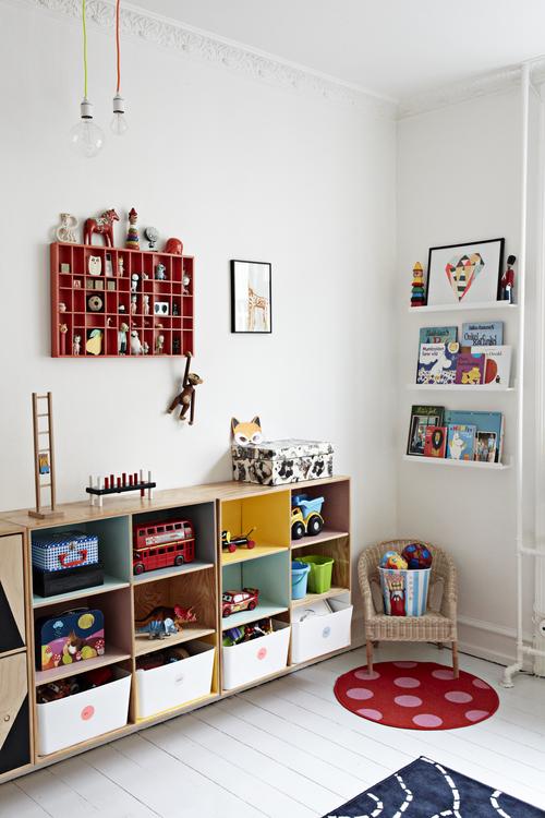 Kinderkamer inspiratie van Marie Willumsen
