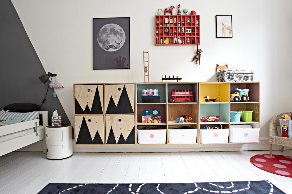 Kinderkamer Interieur Ideeen : Kinderkamer inspiratie van Marie ...