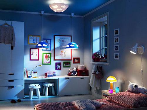 Kinderkamer lamp