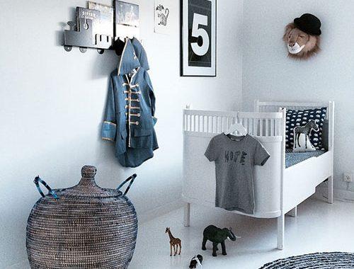 Kinderkamer van Simon