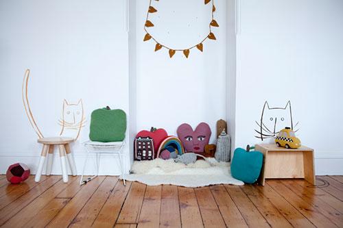 Kinderkamer styling inspiratie