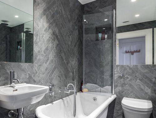 Interieur inrichting idee n inspiratie interieur - Badkamer klein gebied m ...