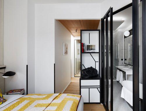 Natuurlijk Afgewerkte Badkamer : Comfortabele luxe badkamer door architectenbureau canny