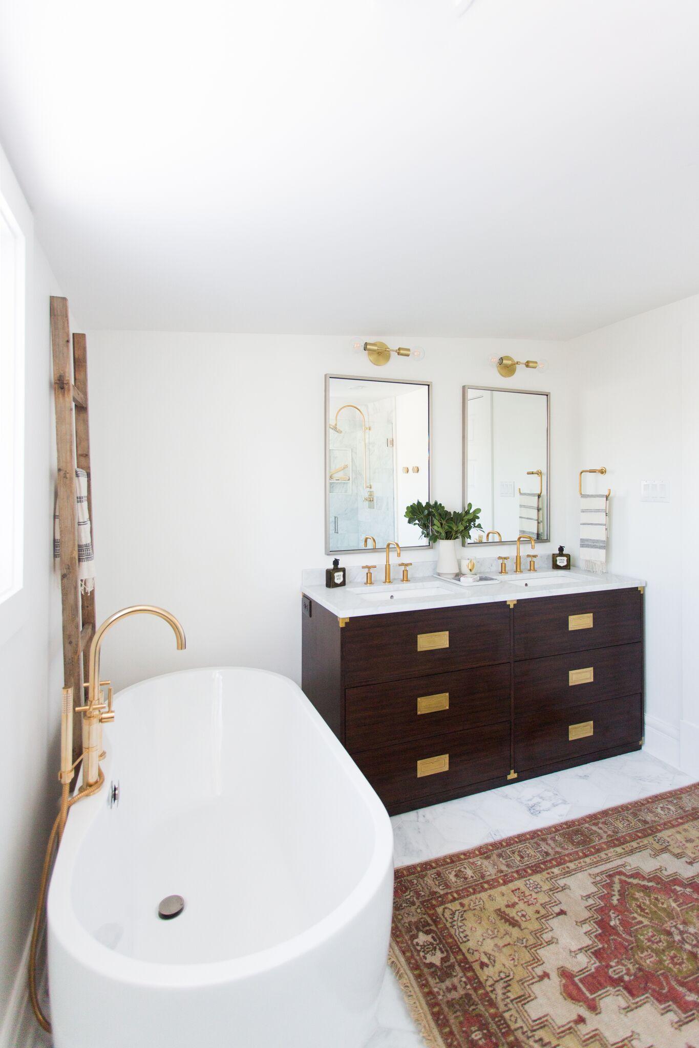 klassieke-badkamermeubel-dubbele-wastafel