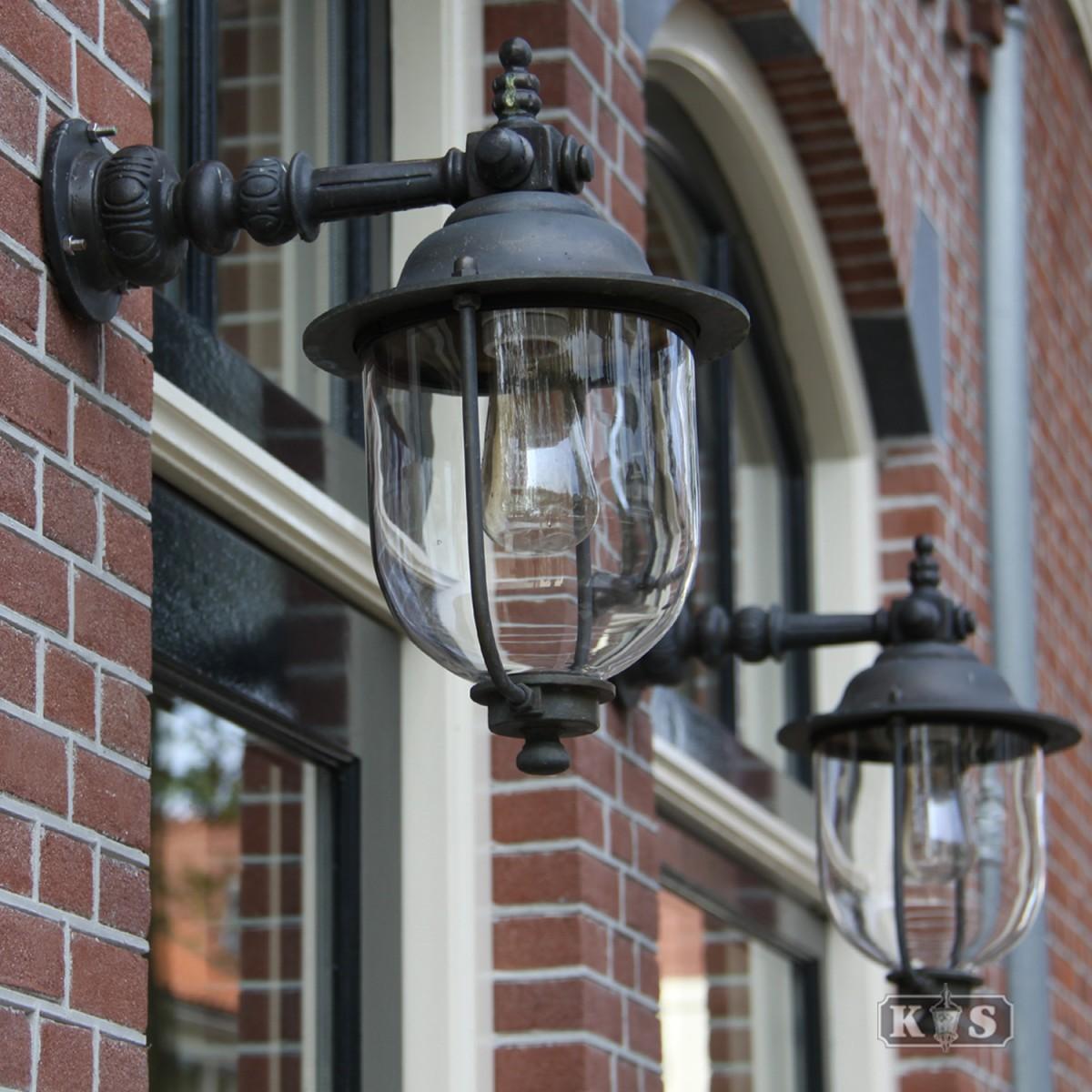 klassieke buitenlampen