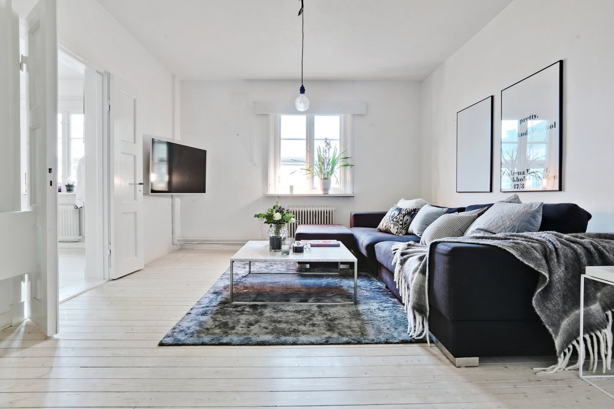 Good Klein Appartement Van 58m2 Met Scandinavisch Interieur | Interieur  Inrichting Great Pictures