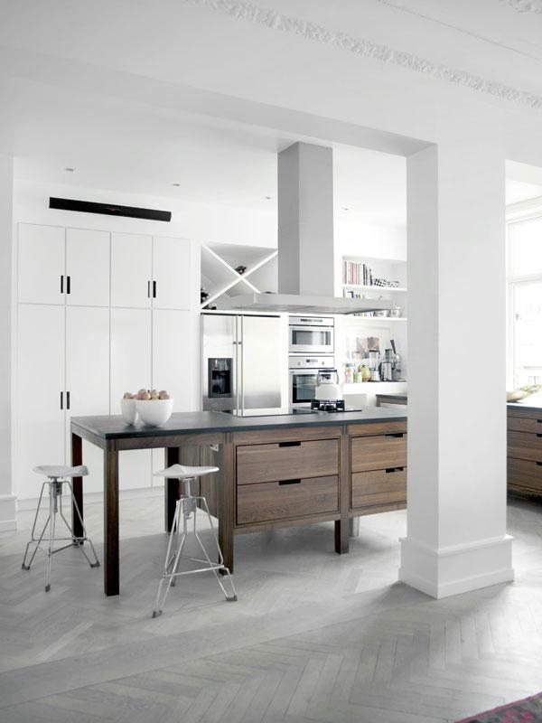 Klein appartement voor groot gezin interieur inrichting for Klein appartement design