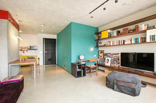 Bordeaux rode slaapkamer interieur meubilair idee n - Entree appartement ontwerp ...