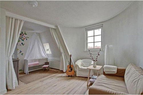 Kinderkamer interieur inrichting part 9 - Kleine kinderkamer ...