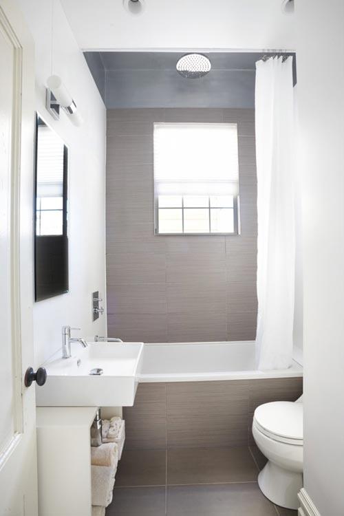 Kleine badkamer ideeën van Nerland | Interieur inrichting