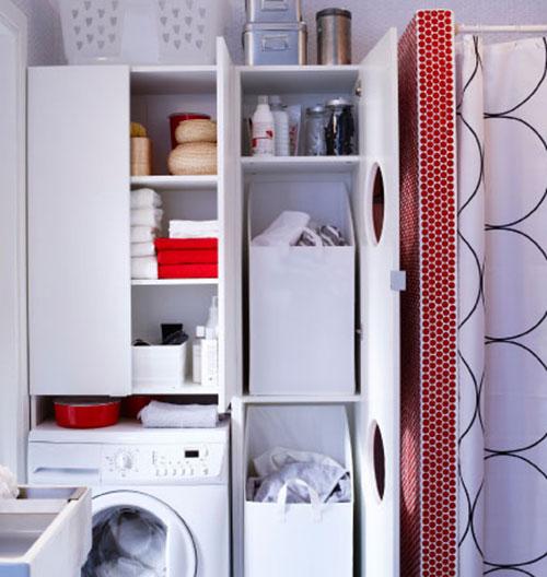 Wonderbaar Kleine badkamer van IKEA – Interieur inrichting BK-52