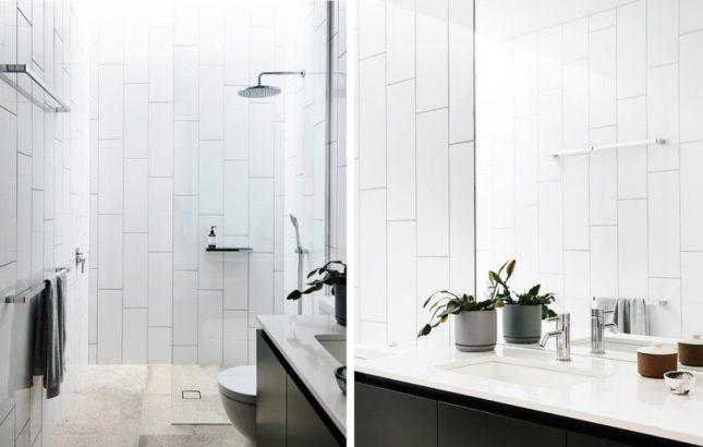 Kleine badkamers voorbeelden ensuite