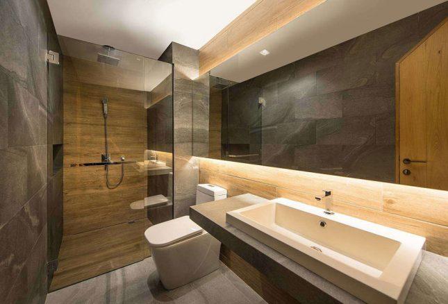 Kleine badkamers voorbeelden luxe