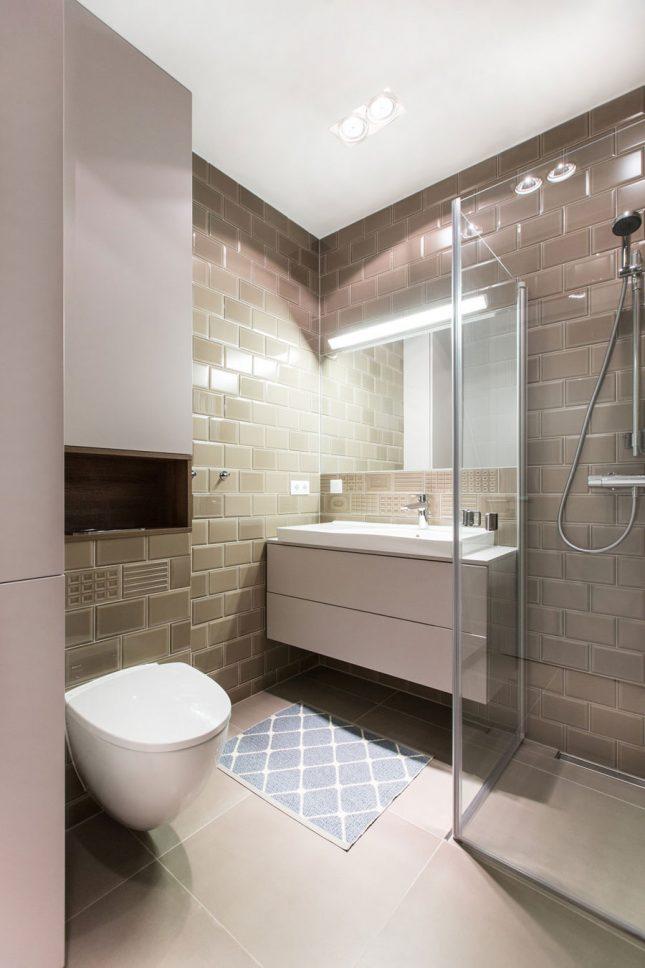 Kleine badkamers voorbeelden opbergruimte