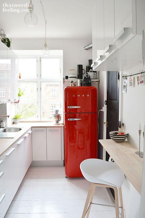 Kleine keuken inrichten kleine meubels