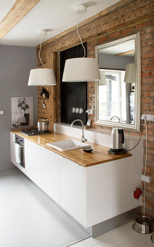 Ikea Keuken Hangkasten: Keuken witte recht kitchen ideas inspiratie.