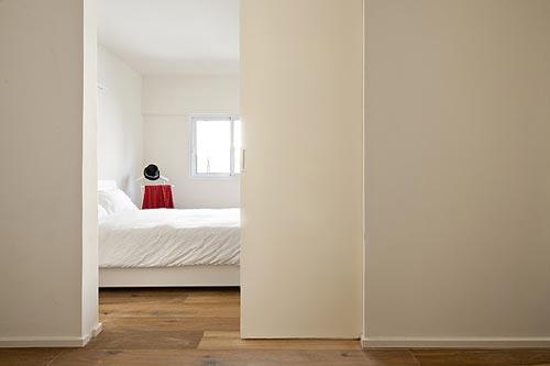 kleine minimalistische slaapkamer | interieur inrichting, Deco ideeën