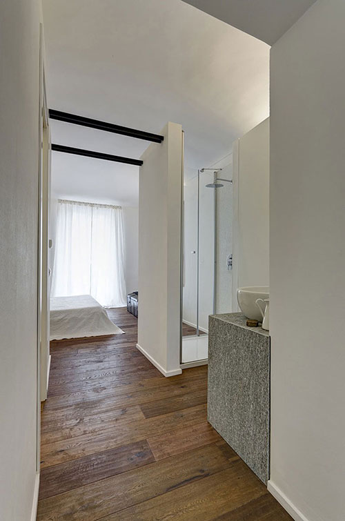 Huis muur ontwerp slaapkamer met badkamer ontwerpen sanitair for Gratis tekenprogramma interieur