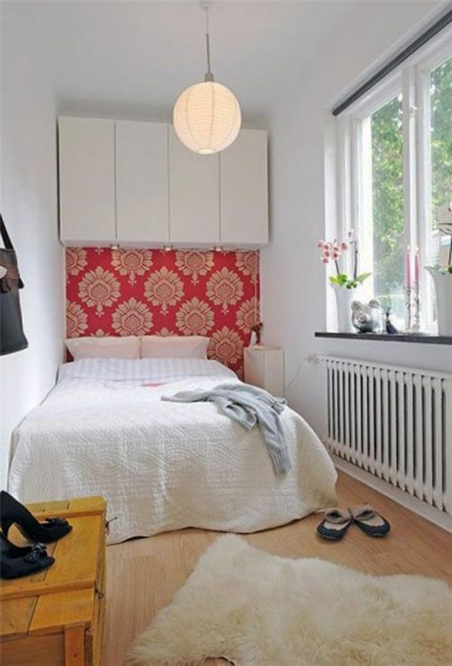 Favoriete 12x Kleine slaapkamer inrichten: tips, ideeën en inspiratie @PX52