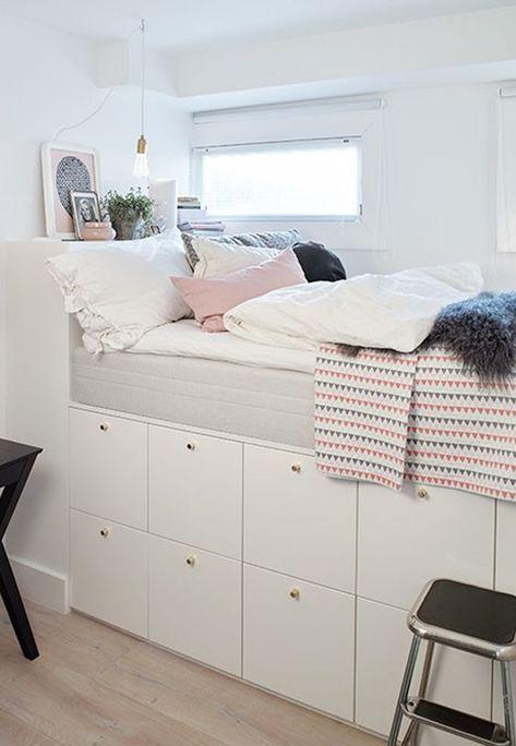 12x Kleine Slaapkamer Inrichten Tips Ideeën En Inspiratie
